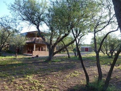 Sonoita Single Family Home For Sale: 21 Franklin Lane