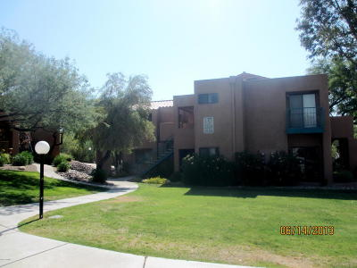 Single Family Home Active Contingent: 5051 N Sabino Canyon Road #2245