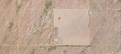Cochise County Residential Lots & Land For Sale: Adkins Rd