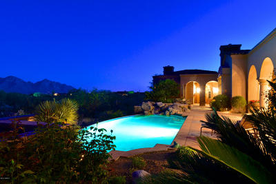 Oro Valley Single Family Home For Sale: 14262 N Giant Saguaro Place