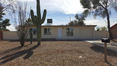 Tucson Single Family Home For Sale: 5632 E 36th Street E