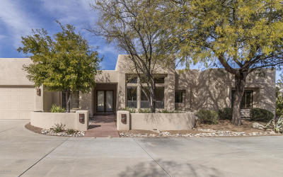 Tucson Single Family Home For Sale: 5343 N Ventana Overlook Place