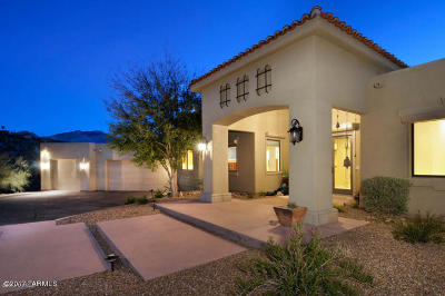 Single Family Home Active Contingent: 4084 N Lindstrom Place