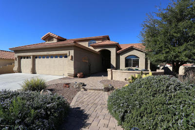 Saddlebrooke Single Family Home For Sale: 39450 S Sand Crest Drive