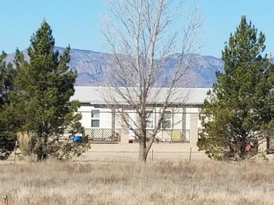 Willcox Single Family Home For Sale: 5225 N Fort Grant Road