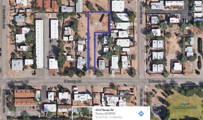 Residential Lots & Land Active Contingent: 433 E Navajo Road #9