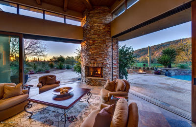 Dove Mountain Resort (1-153) Single Family Home For Sale: 6063 W Seven Saguaros Circle
