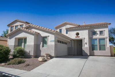 Sahuarita Single Family Home For Sale: 15312 S Camino Agua Azul