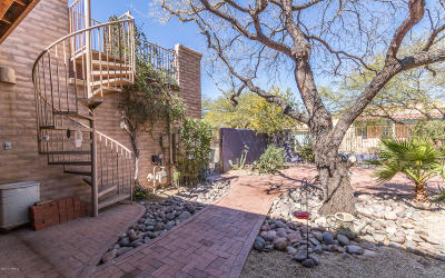 Tucson Single Family Home Active Contingent: 10542 E Eleanor Maldonado Place