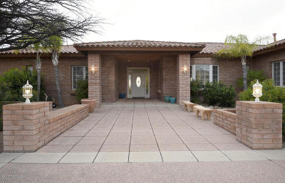 Single Family Home For Sale: 3705 N Camino De La Familia