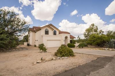 Tucson Single Family Home For Sale: 6331 N Camino Katrina