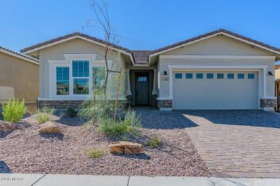 Marana Single Family Home For Sale: 7535 W Buckeye Path