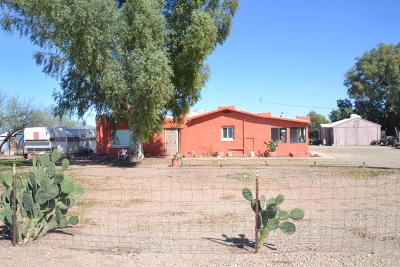 Tucson Residential Income For Sale: 7041 S Headley Avenue