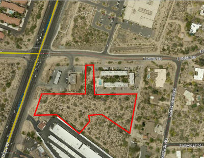Residential Lots & Land Active Contingent: 8760 N Oracle Road