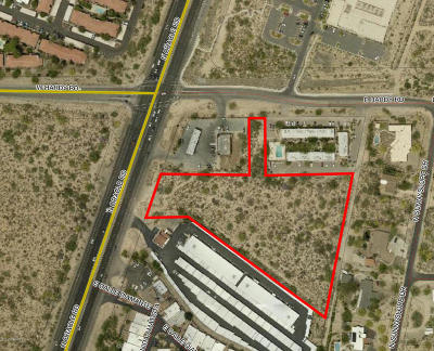 Residential Lots & Land For Sale: 8770 N Oracle Road