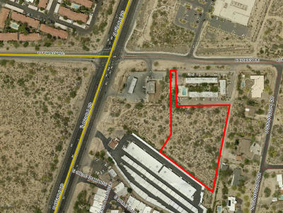 Residential Lots & Land For Sale: 8750 N Oracle Road