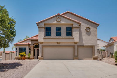 Tucson Single Family Home For Sale: 930 W Graythorn Place