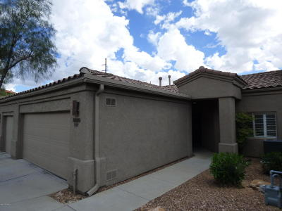 Tucson Single Family Home For Sale: 3805 N Forest Park Drive #117