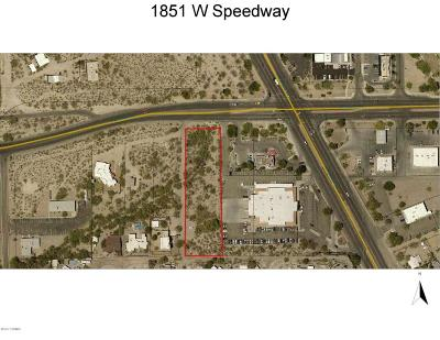 Residential Lots & Land For Sale: 1851 W Speedway Boulevard