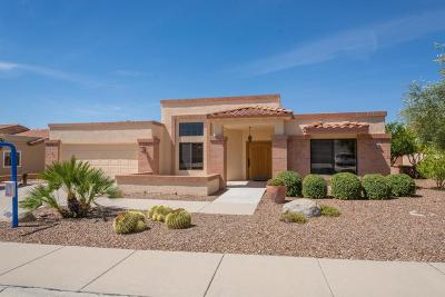Oro Valley Single Family Home For Sale: 14481 N Chalk Creek Drive