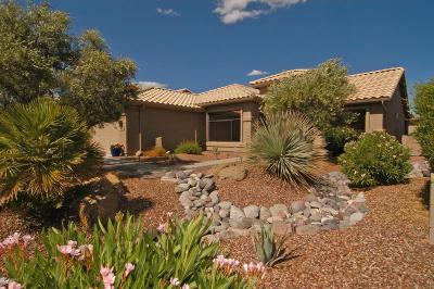 Saddlebrooke Single Family Home For Sale: 38055 S Flower Mesa Drive
