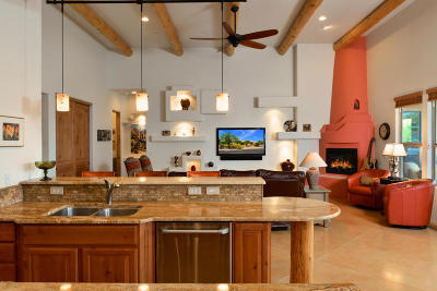 Oro Valley Single Family Home Active Contingent: 12798 N Vistoso Pointe Drive