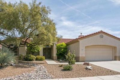 Oro Valley Single Family Home For Sale: 2267 E Romero Canyon Drive