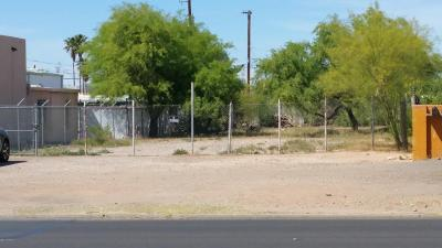 Residential Lots & Land For Sale: 208 W Fort Lowell Road