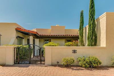 Oro Valley Estates Single Family Home For Sale: 81 W Greenock Drive
