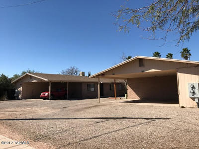 Tucson Residential Income For Sale: 2843-2847 N Palo Verde Avenue