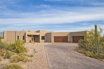 Marana Single Family Home For Sale: 6125 W Two Quail Court