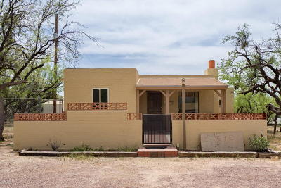 Tucson Single Family Home Active Contingent: 11121 E Tanque Verde Road