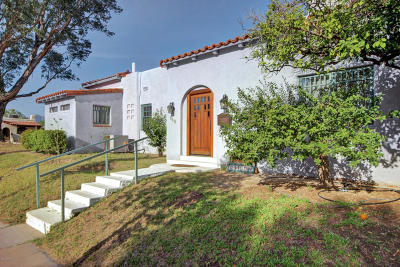 Single Family Home For Sale: 848 N Norris Avenue