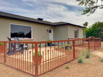 Single Family Home Active Contingent: 2310 E Hampton Street
