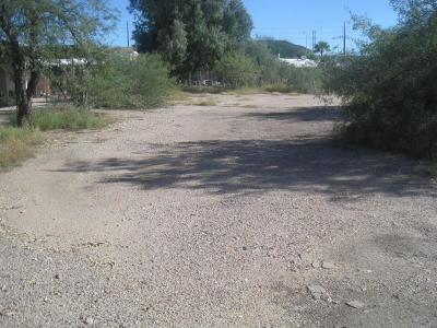 Residential Lots & Land For Sale: 513 W Oury Street