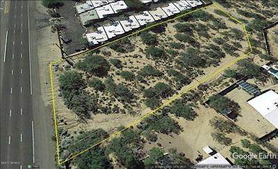 Residential Lots & Land For Sale: 9100blk. N Oracle Road #