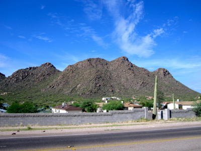 Tucson Residential Lots & Land For Sale: 3360 W Nebraska Street