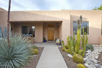 Tucson Single Family Home For Sale: 6200 N Via Presilla
