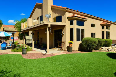 Sabino Mountain (1-290) Single Family Home For Sale: 4339 N Ocotillo Canyon Drive