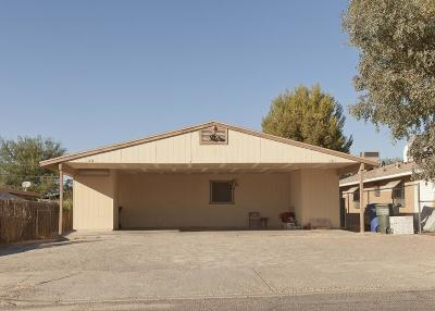 Tucson Residential Income For Sale: 126 & 128 W Lee Street