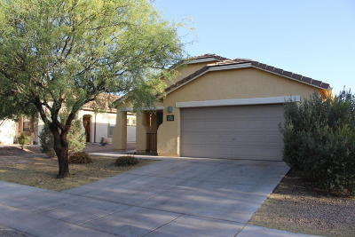Marana Single Family Home Active Contingent: 11345 W Massey Drive