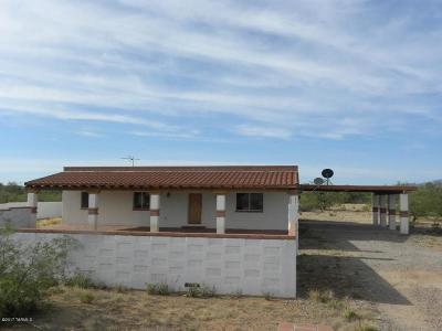Catalina, Corona De Tucson, Green Valley, Marana, Oro Valley, Sahuarita, South Tucson, Tucson, Vail Single Family Home Active Contingent: 7655 W Yedra Road
