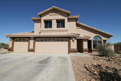 Single Family Home For Sale: 7395 W Star Rock Place
