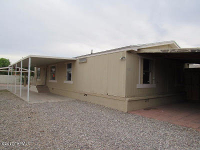 Pima County Single Family Home For Sale: 780 W Lightstar Circle