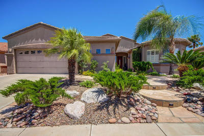 Green Valley Single Family Home For Sale: 1813 W Via Del Recodo
