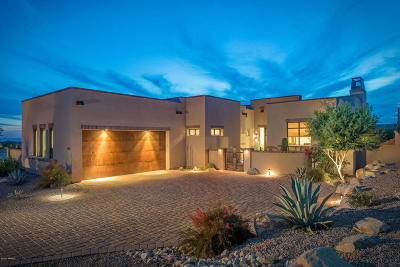 Marana Single Family Home For Sale: 6342 W Sunlit Bridge Place