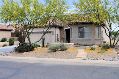 Saddlebrooke Single Family Home For Sale: 62556 E Border Rock Road