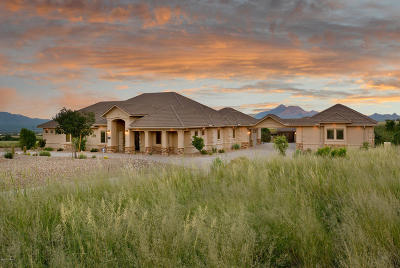 Cochise County Single Family Home For Sale: 6270 E Bryerly Drive