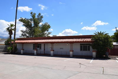 Tucson Single Family Home For Sale: 2912 N Tucson Boulevard