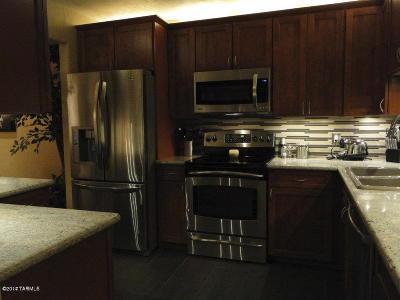 Tucson Single Family Home For Sale: 6342 N Barcelona Lane #122